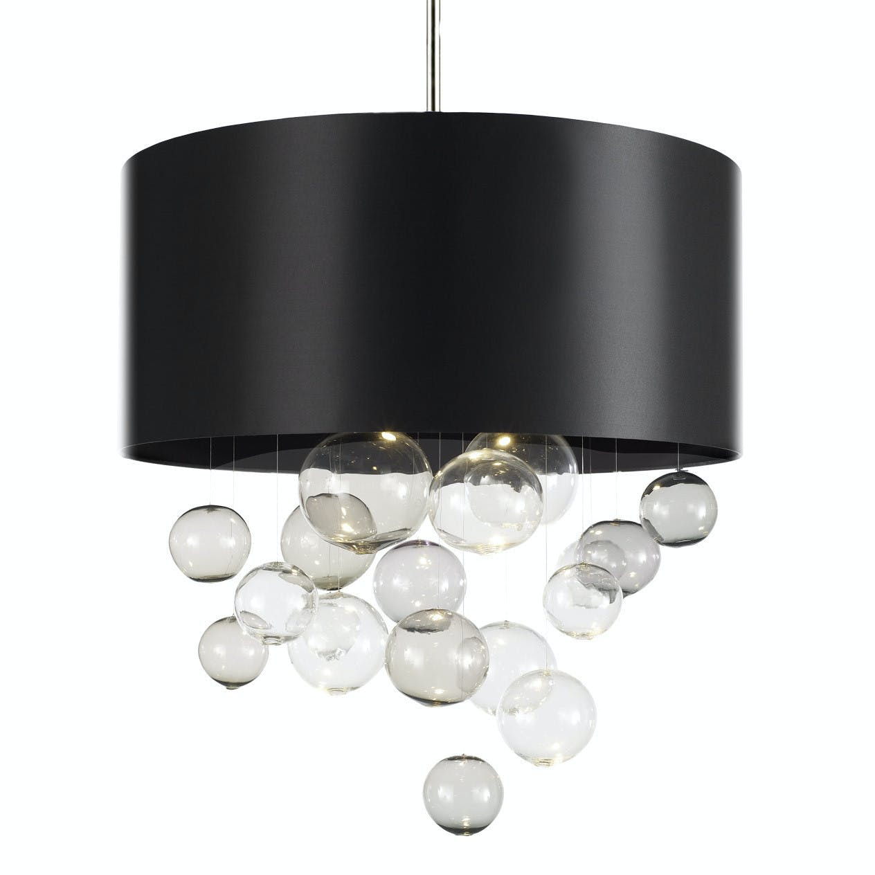 Cto Lighting Aero Hanging Thumb Black Haute Living