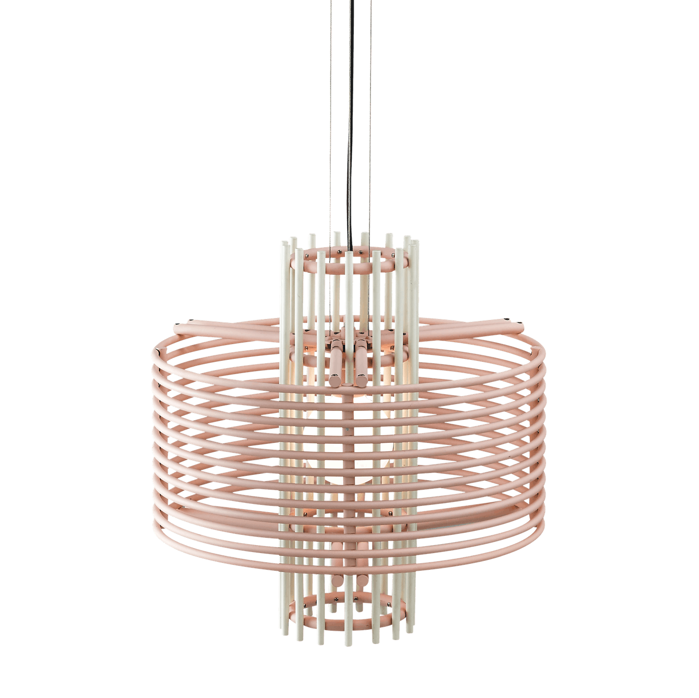 Ago lighting nova blush haute living