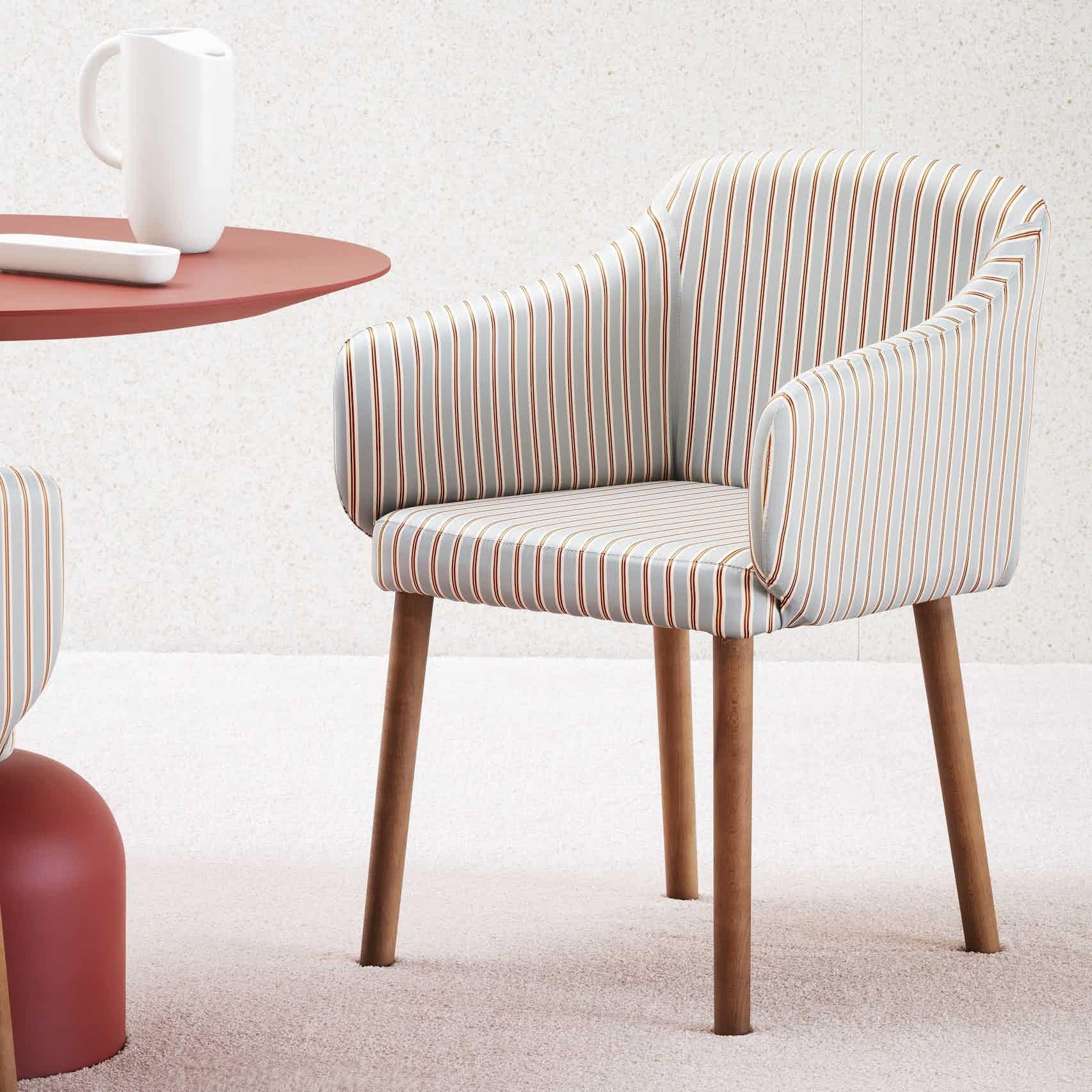 Miniforms Ali Chair White Haute Living