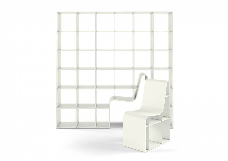 Bookshelf Bookchair  Rhr 2