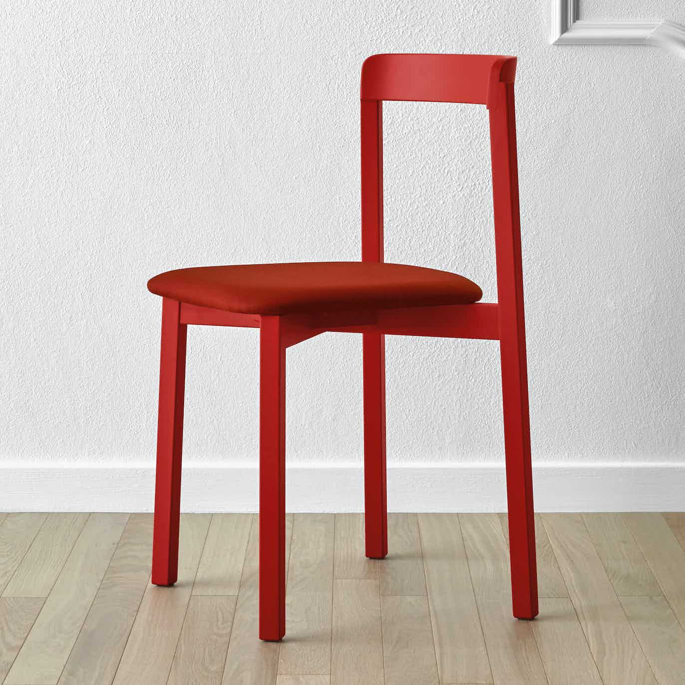 Miniforms Alma Chair Red Haute Living
