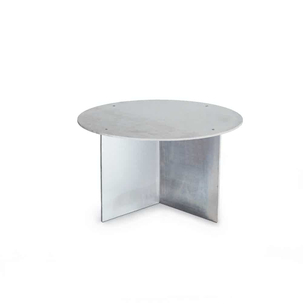 Deadgood-aluminum-table-coffee-round-haute-living