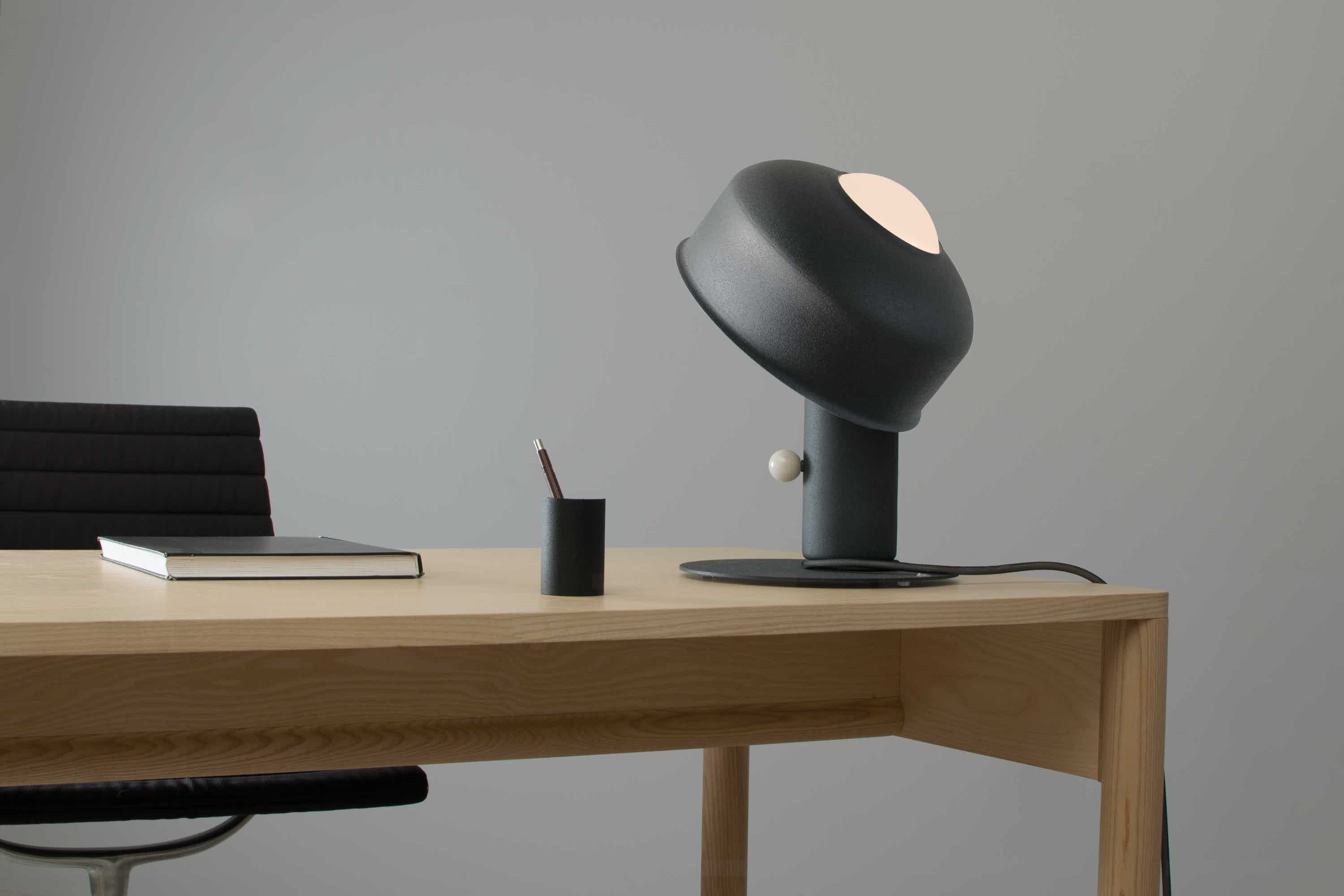 Andlight pivot table lamp insitu back haute living