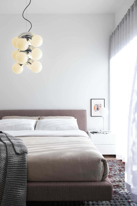 Andlight vine 5 pendant insitu bedroom haute living