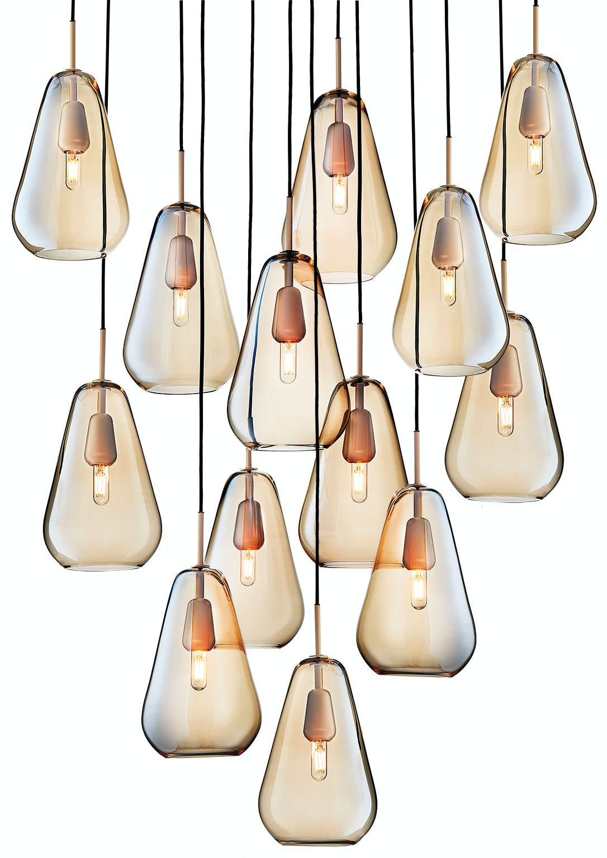 nuura anoli 13 chandelier thumb haute living