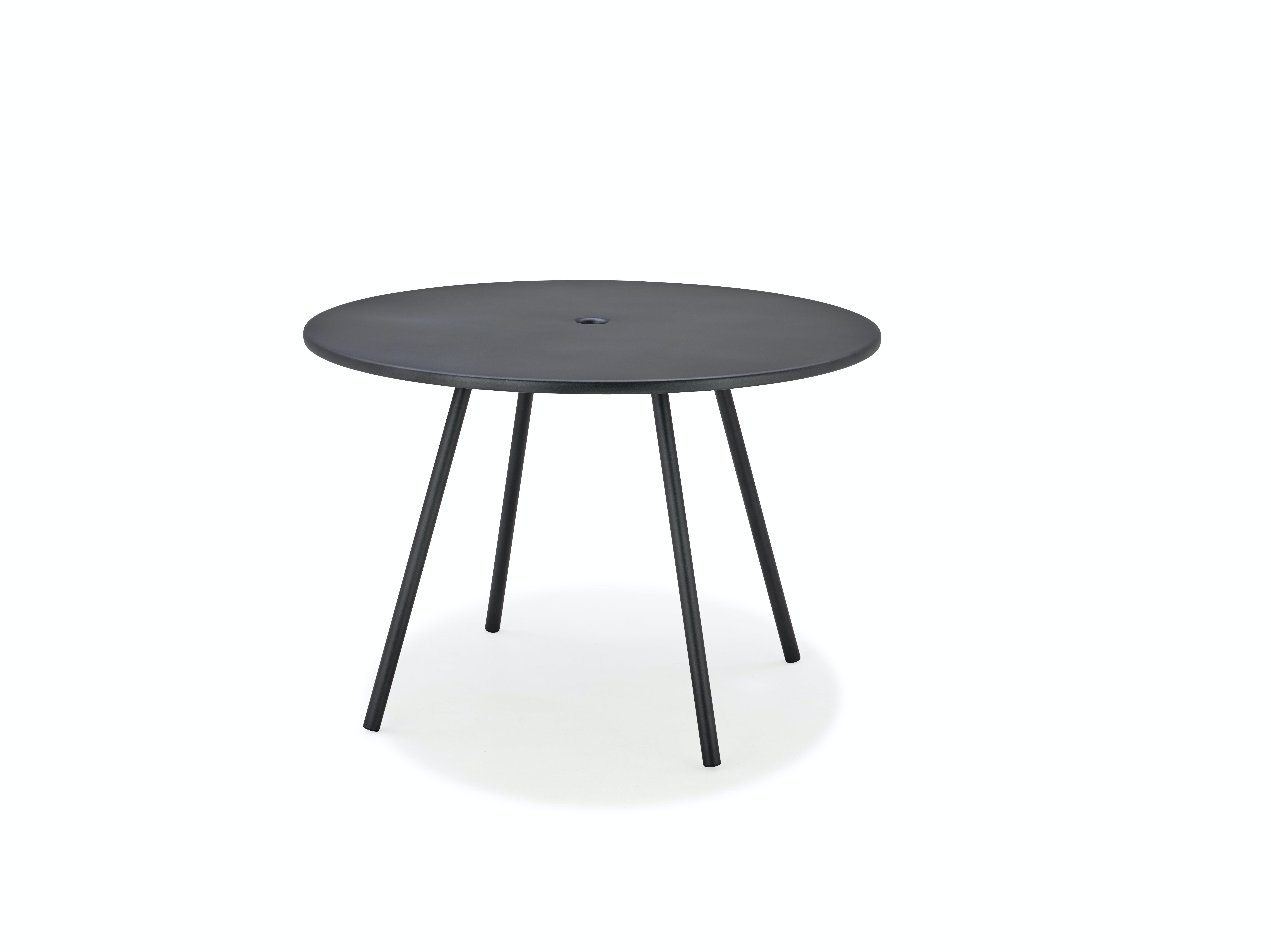 Area Table Dia 110Cm Lava Grey