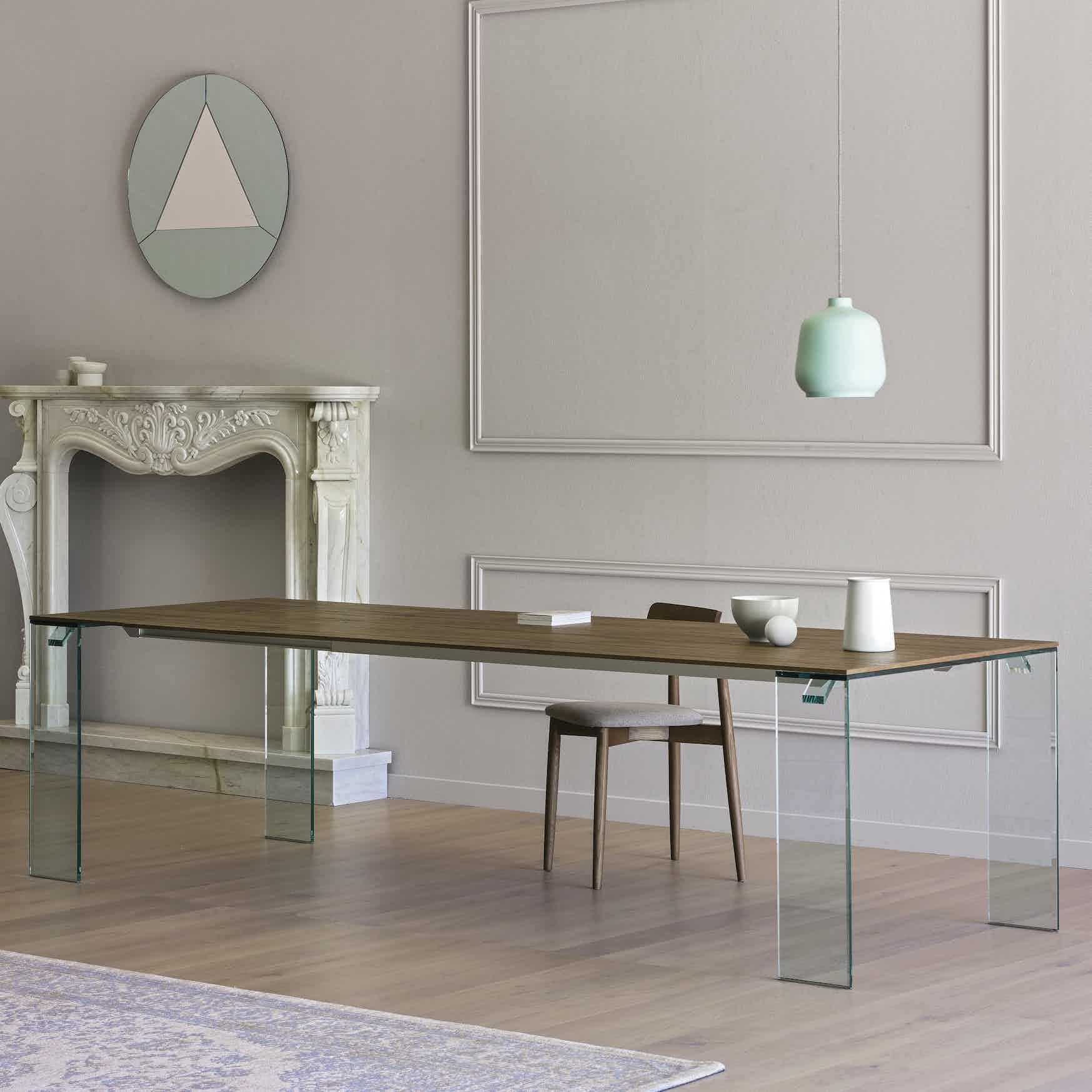 Miniforms Aria Table Angle Haute Living
