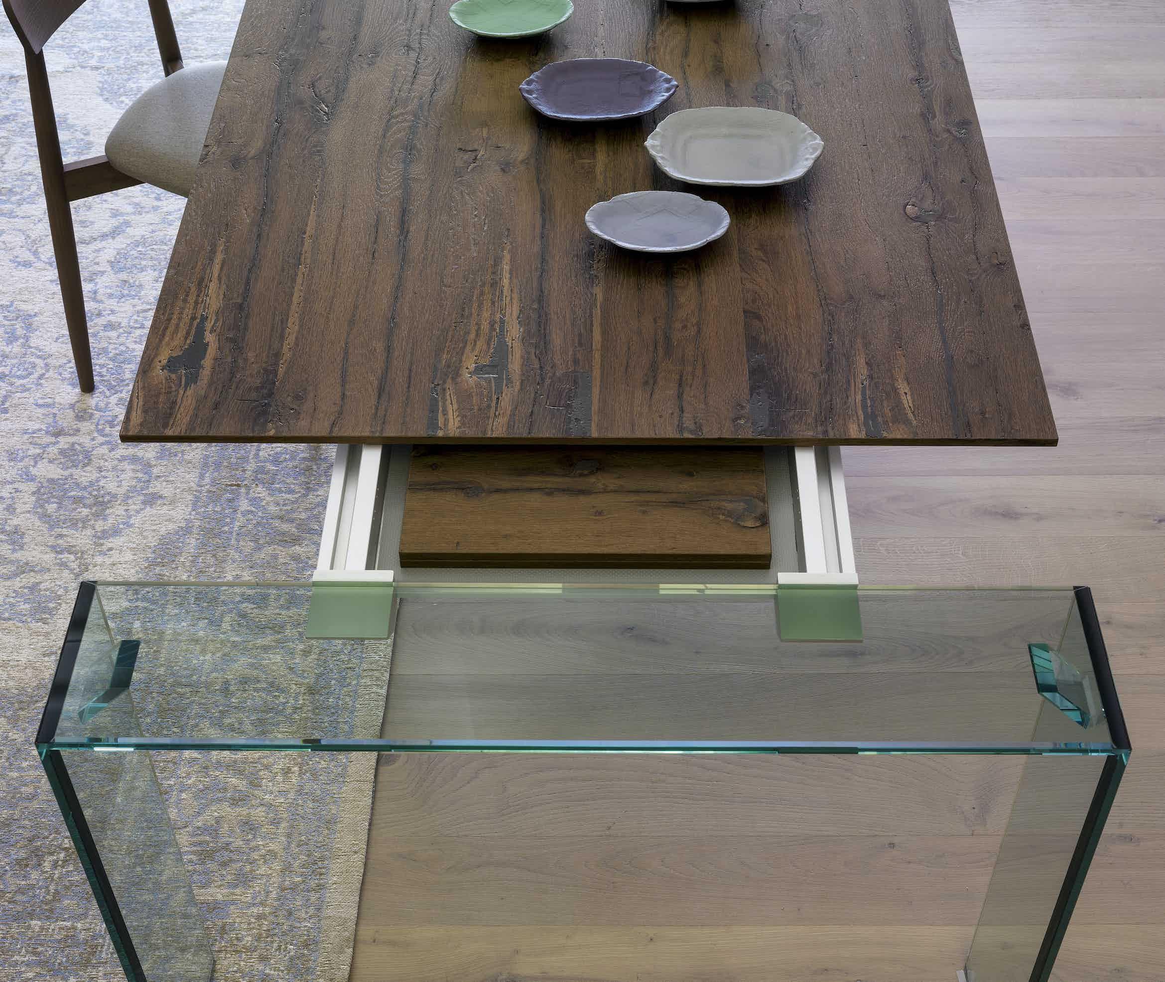 Miniforms Aria Table Extend Haute Living