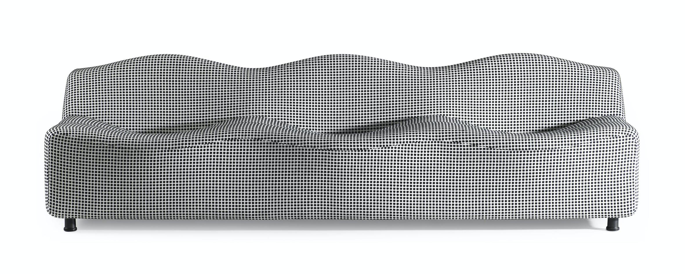 Abcd Sofa Grey Front