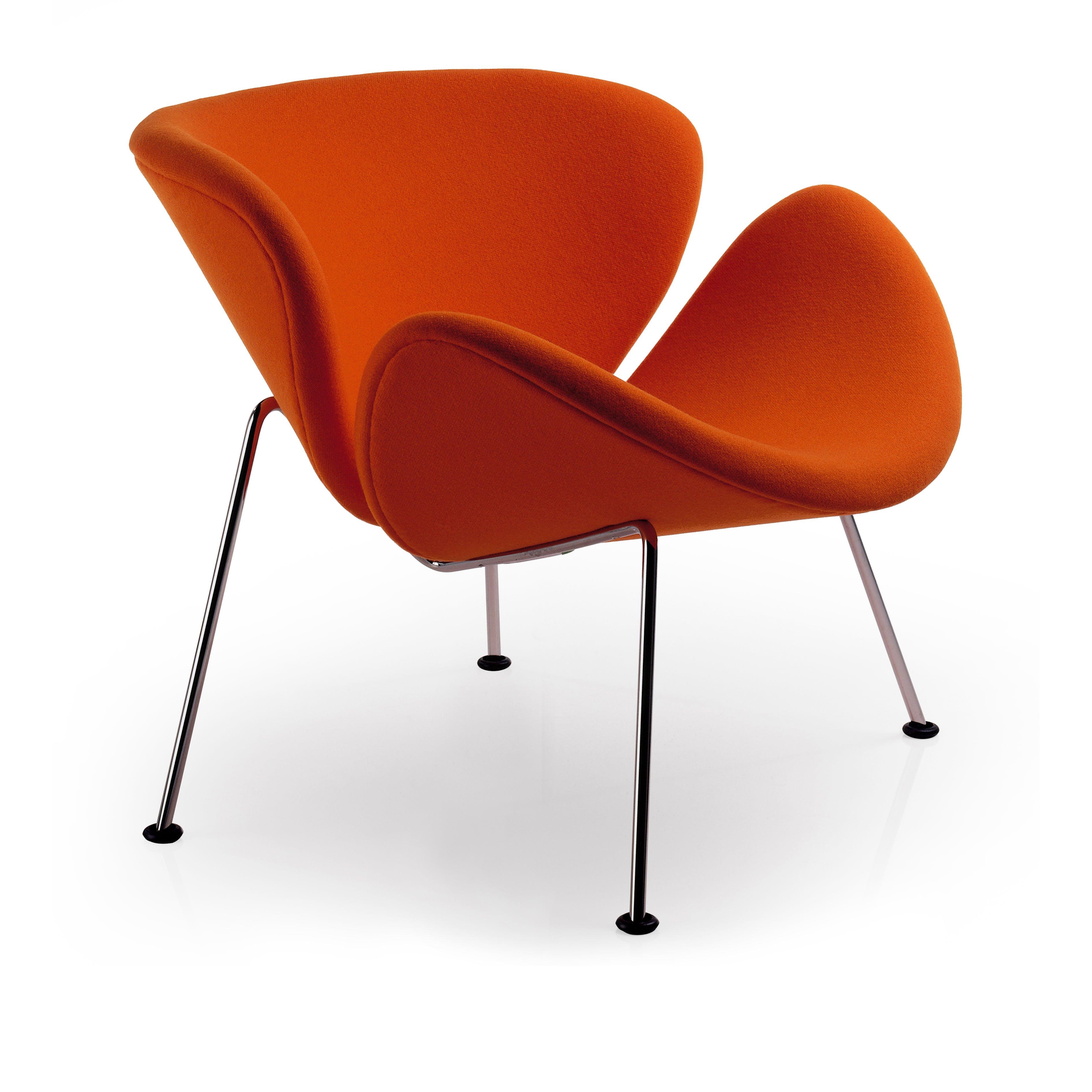 Orange Slice Chairs 8