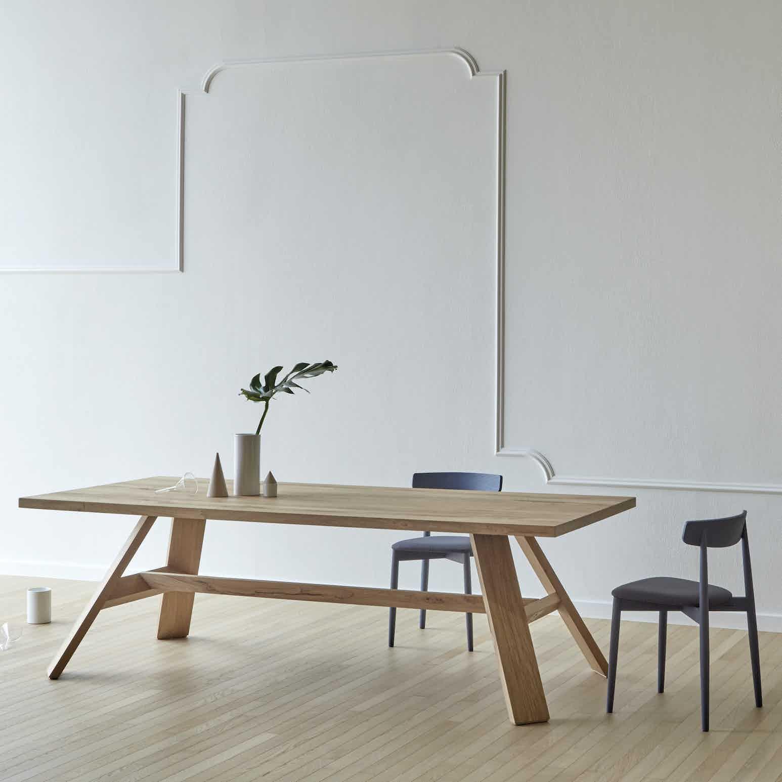 Miniforms Artigiano Table Angle Haute Living