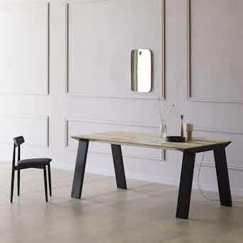 Miniforms Artu Table Black Angle Haute Living