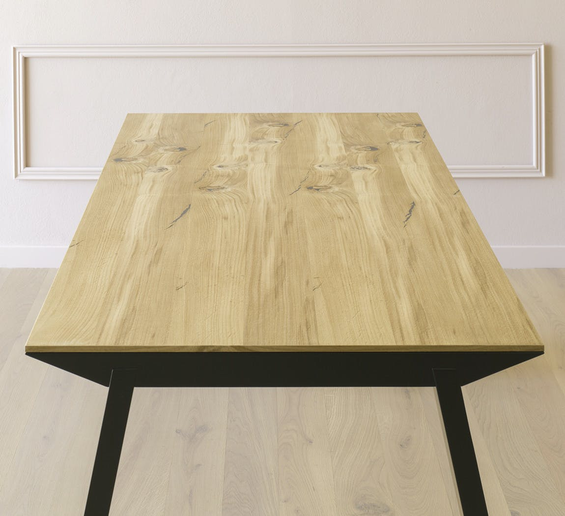 Miniforms Artu Table Black Side Haute Living