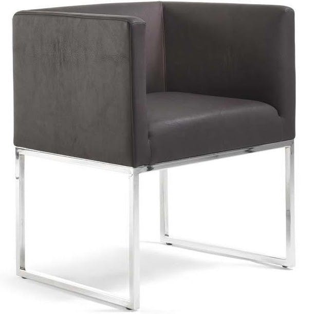 Frigerio Asia Small Armchair Angle Haute Living