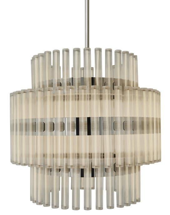 lee broom aurora chandelier medium haute living