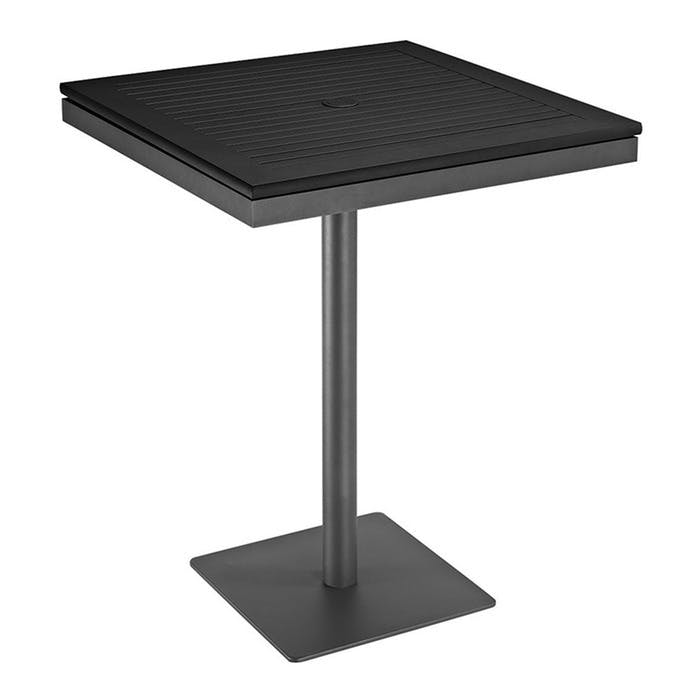 Azore Pedestal Blacl