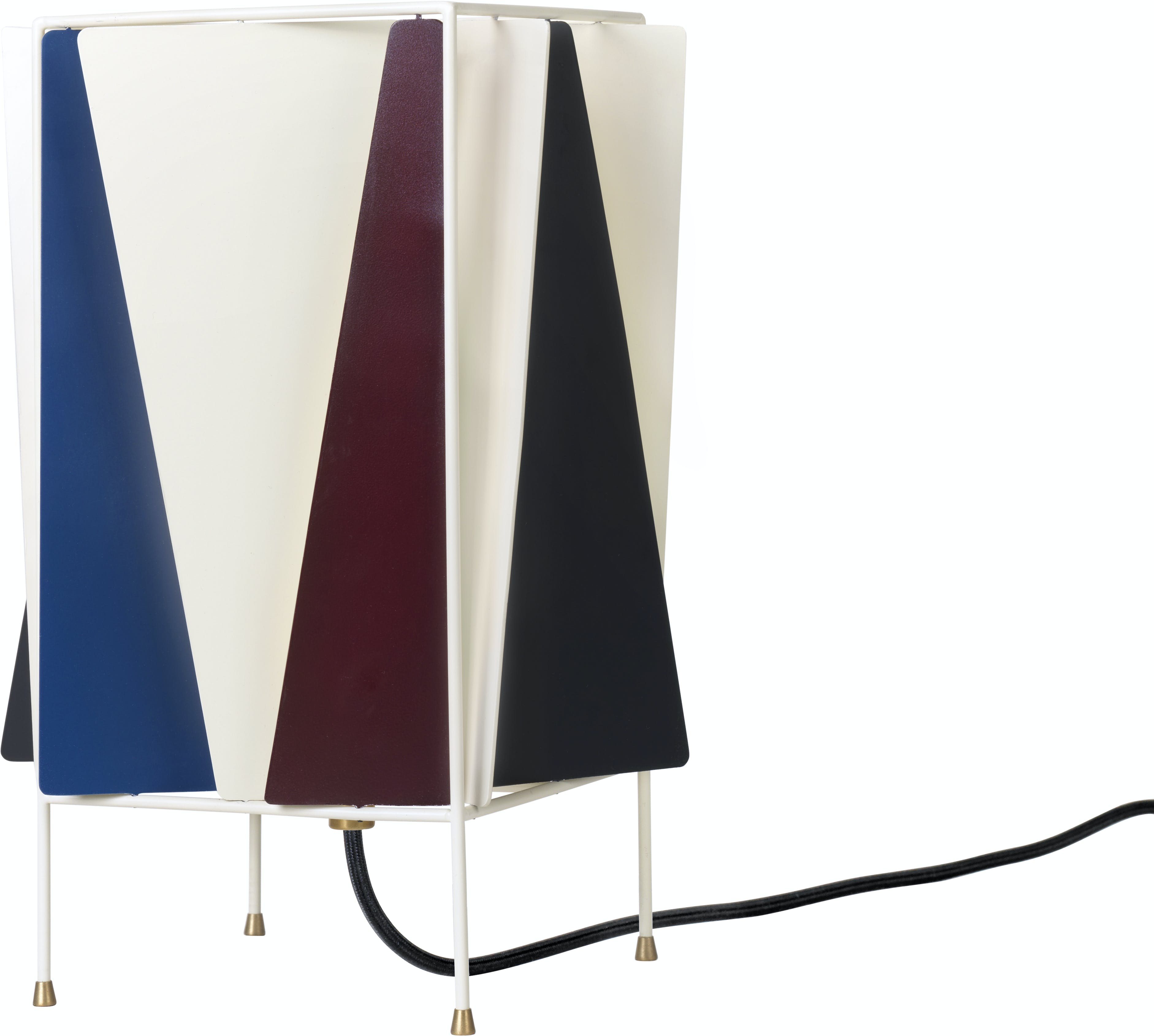 B 4 Table Lamp French Blue