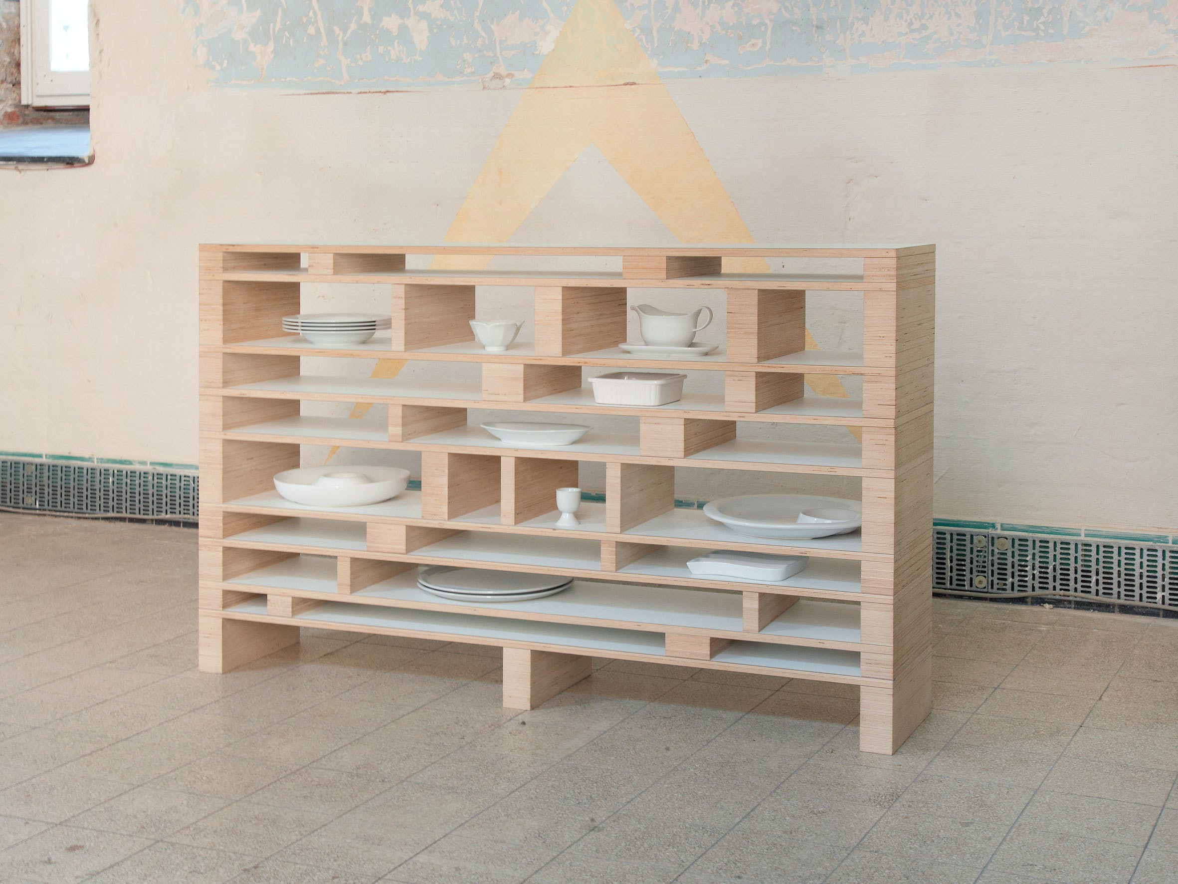 8 Artdesign Babel 90 White