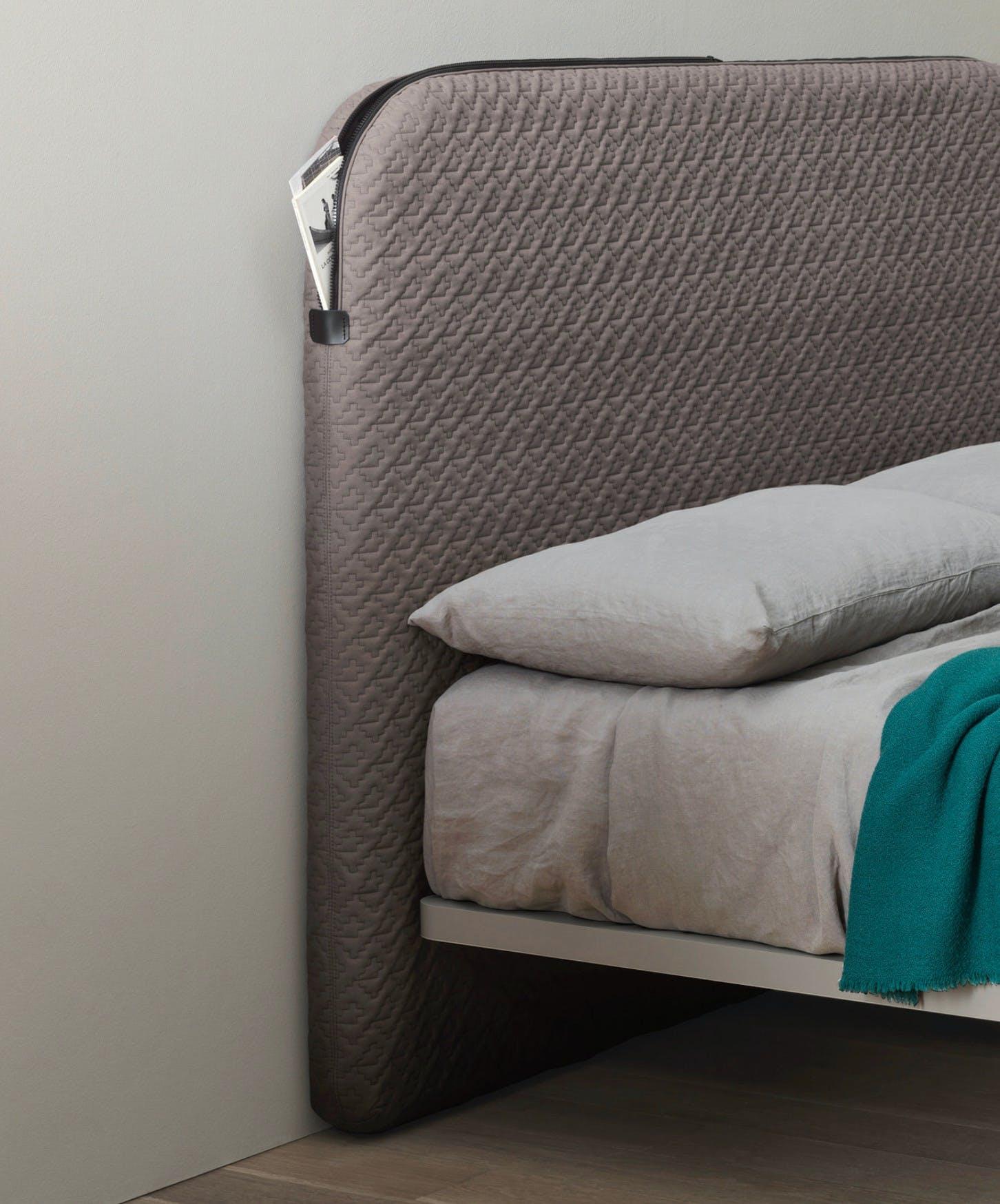Caccaro Bagtune Bed Headboard Haute Living