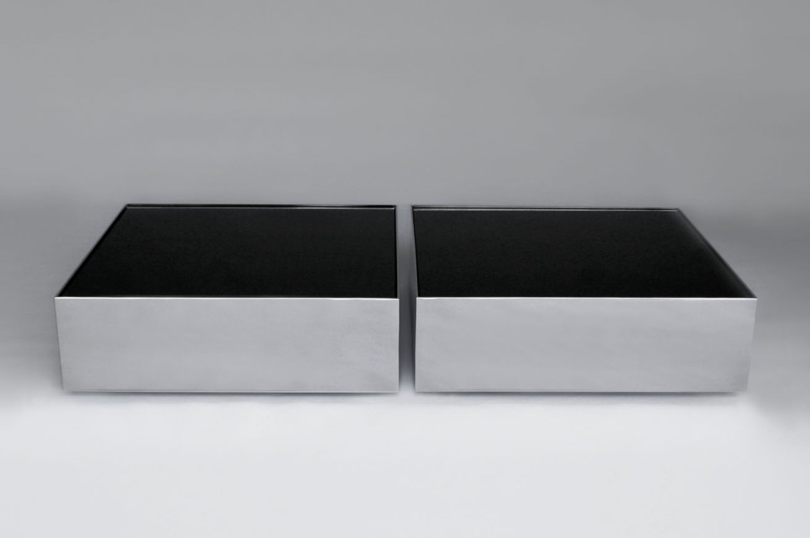 Phase Design Ballot Box Ice Double Haute Living