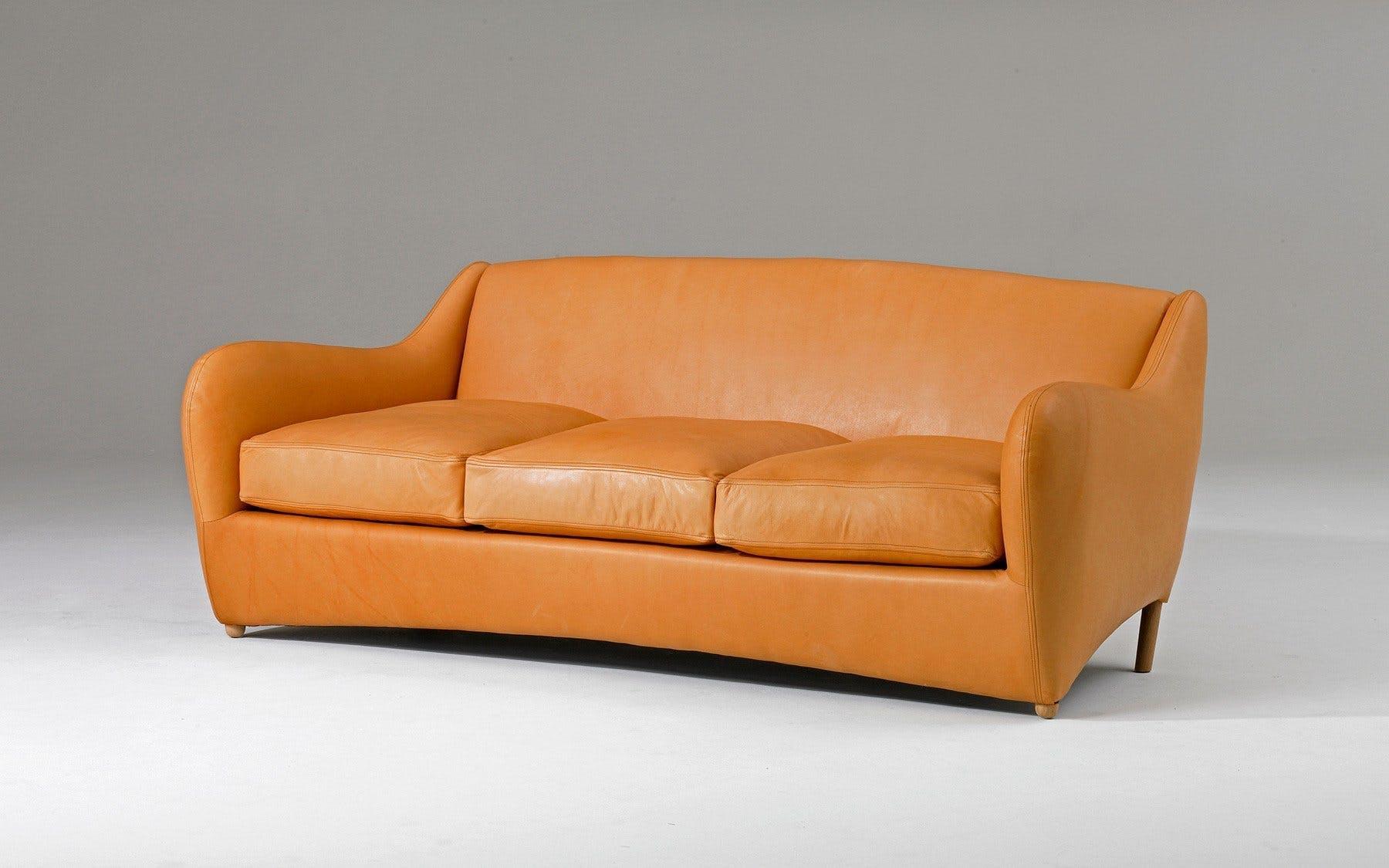 Utah Russet 3 Seat Sofa 2048X2048