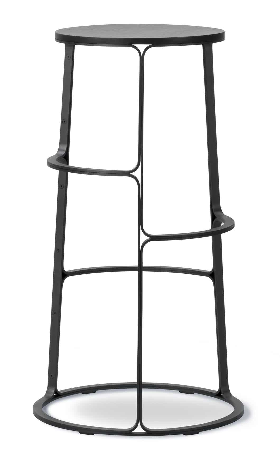 Fredericia Furniture Barbry Stool Haute Living