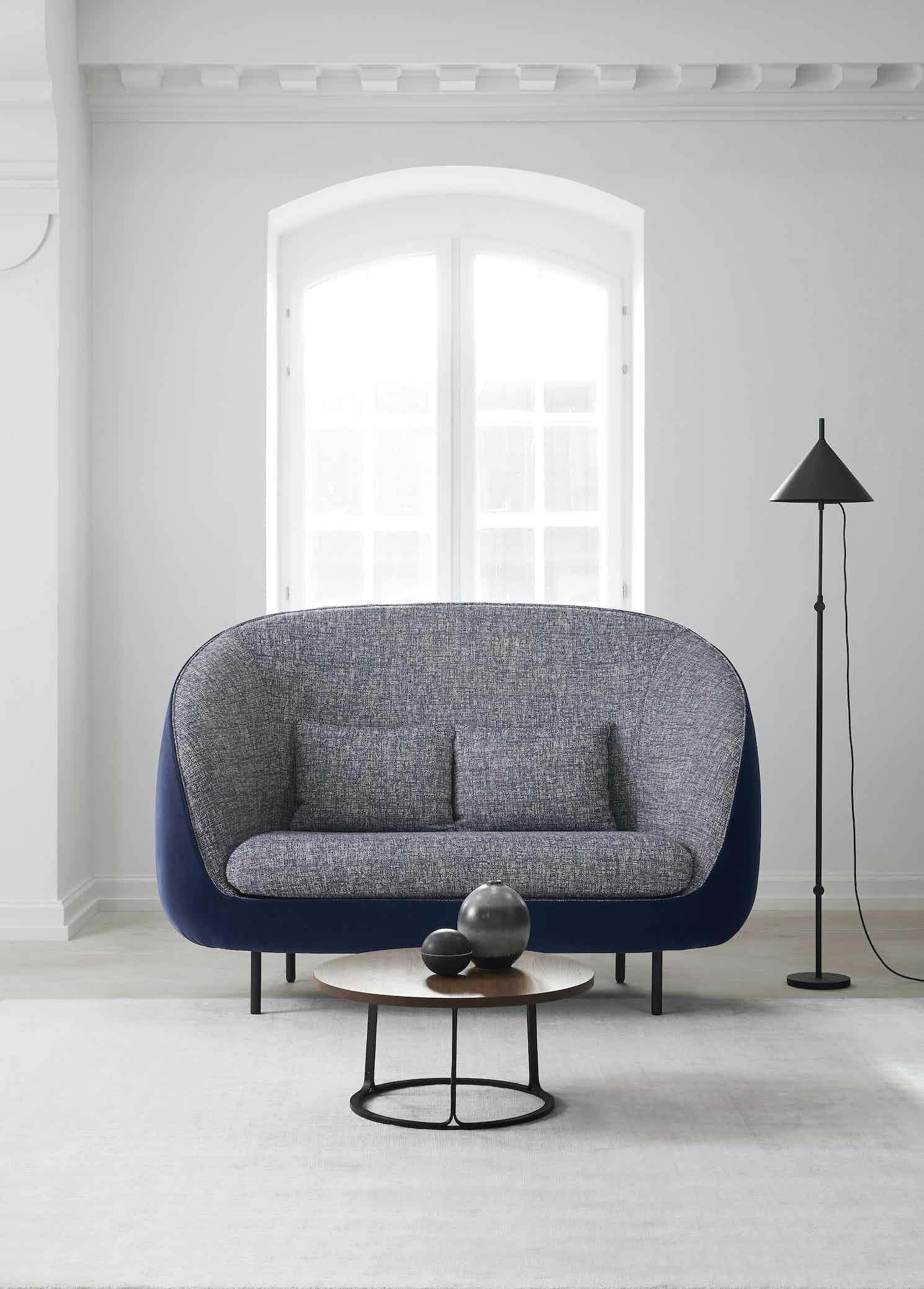 Fredericia Furniture Barbry Table Insitu Haute Living