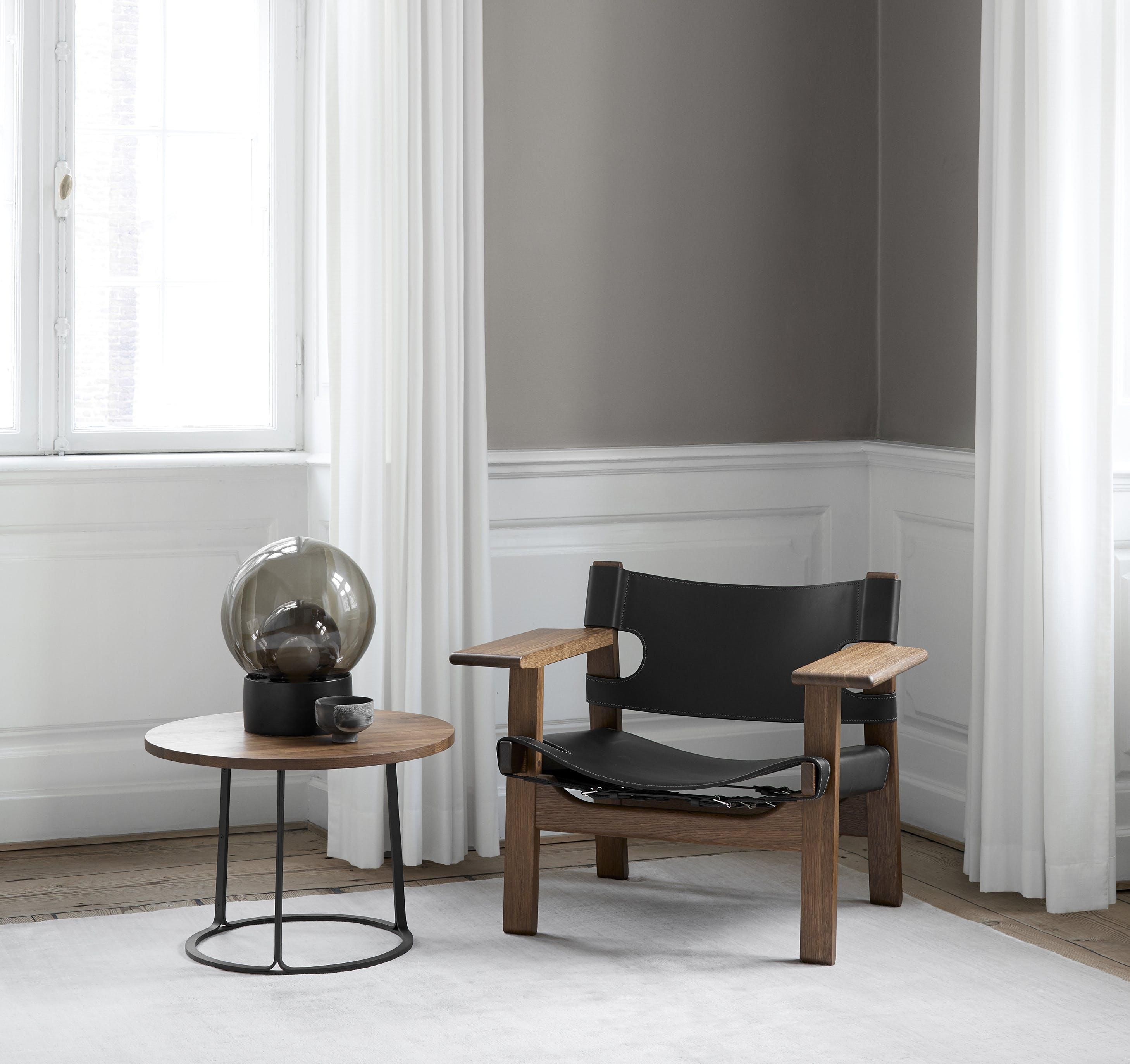 Fredericia Furniture Barbry Table Insitu Single Haute Living