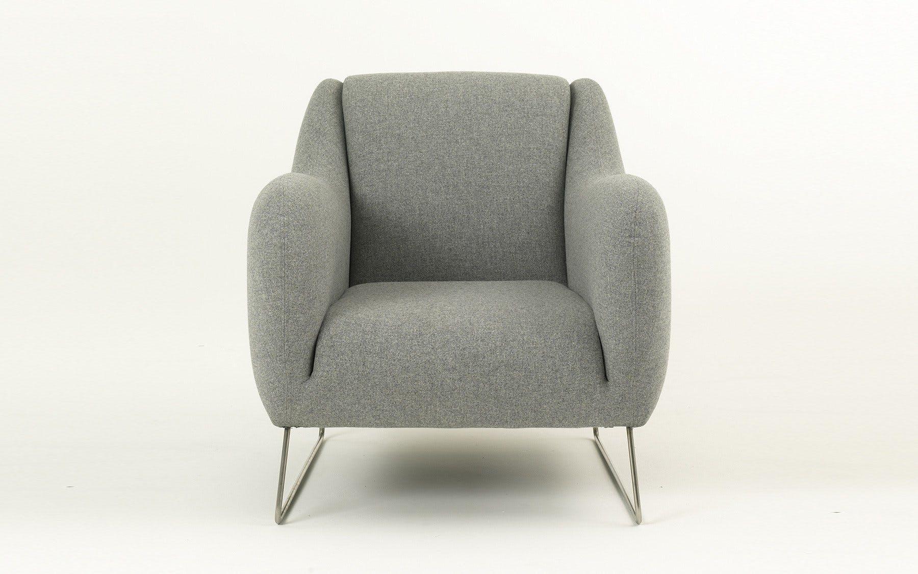 Baude Armchair Front  Rgb 2048X2048