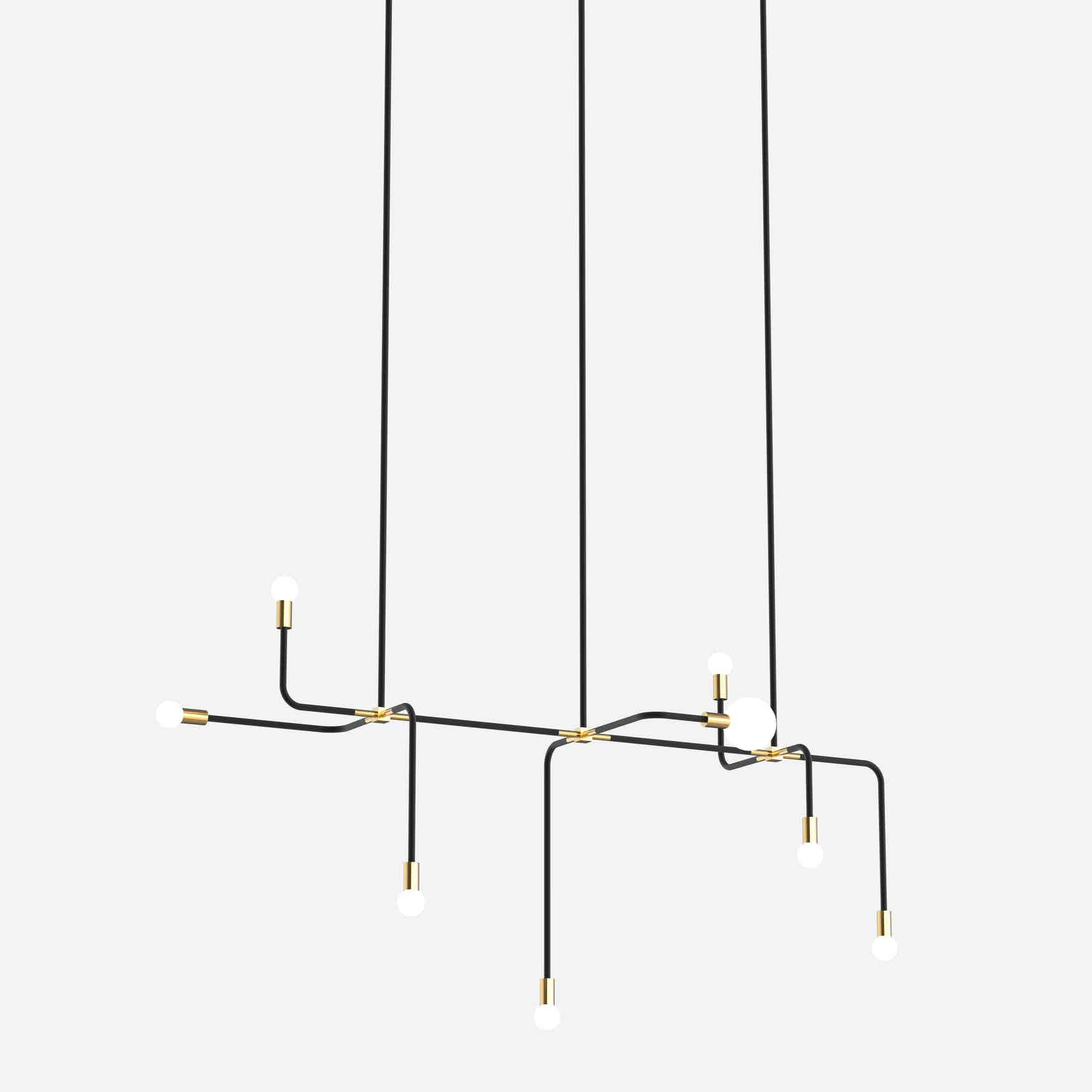lambert & fils beaubien 05 hanging lamp haute living