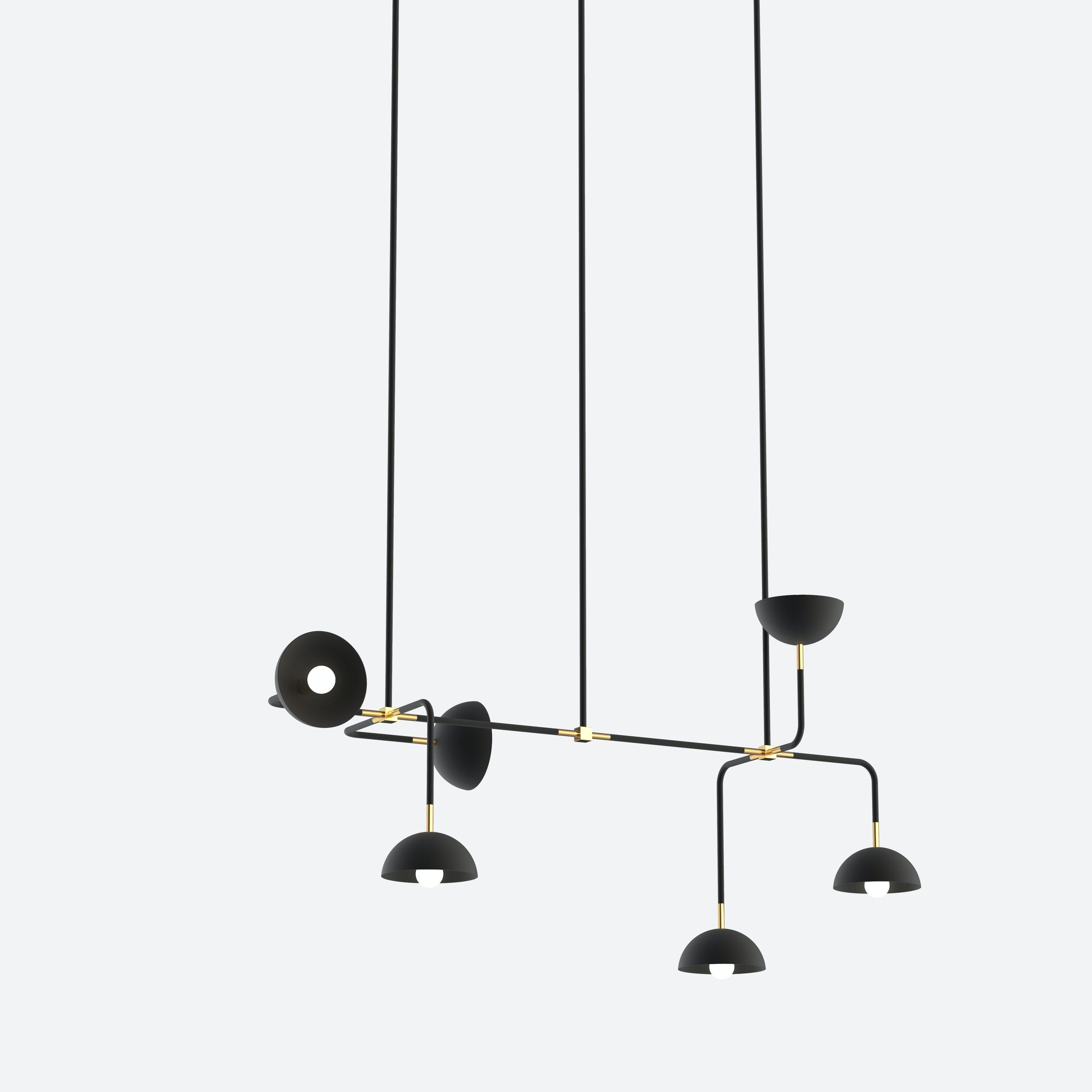 lambert & fils beaubien 08 hanging lamp haute living