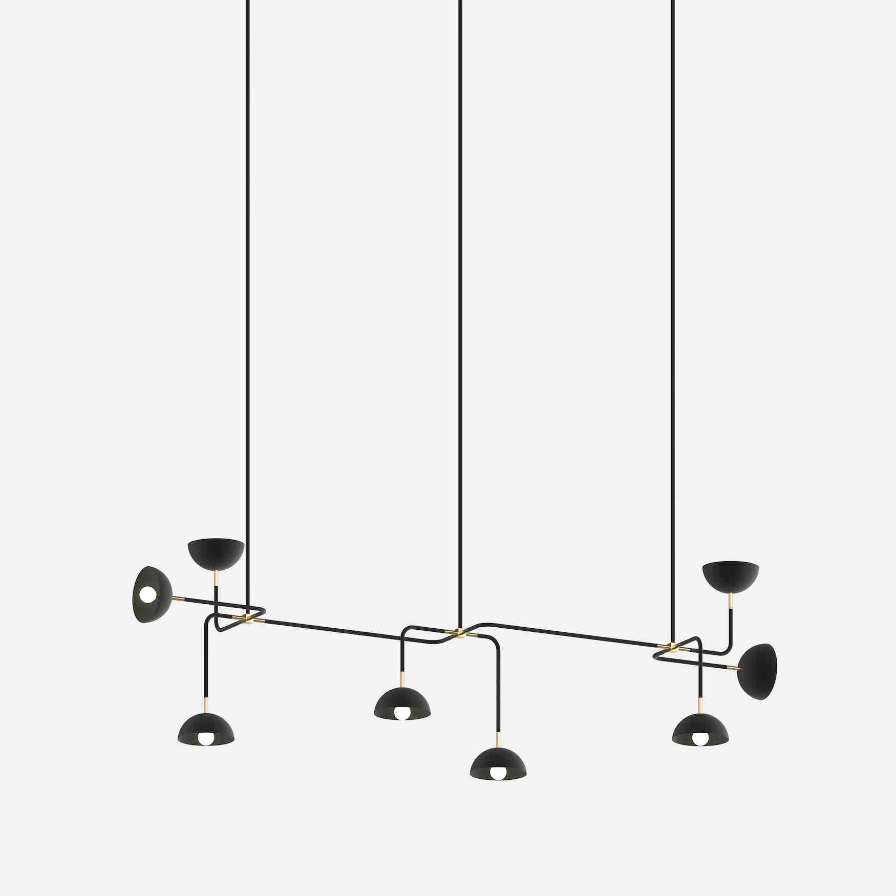 lambert & fils beaubien 09 hanging light haute living