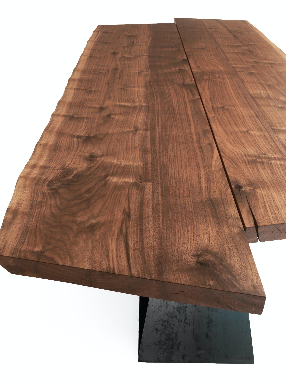 Riva 1920 Bedrock Plank Table B Detail