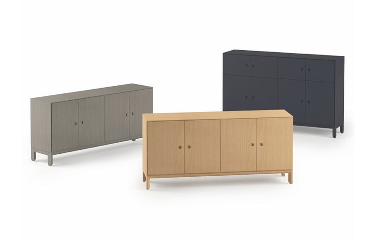 La Chance Rocky Credenza : Modern cabinetry by contemporary designers at haute living