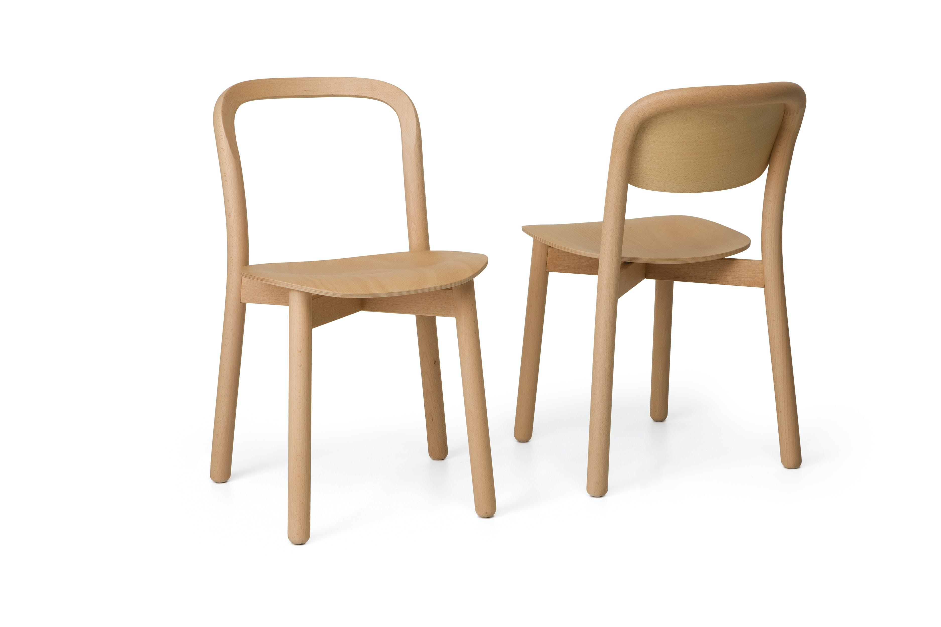 Dum Beech Chair 1