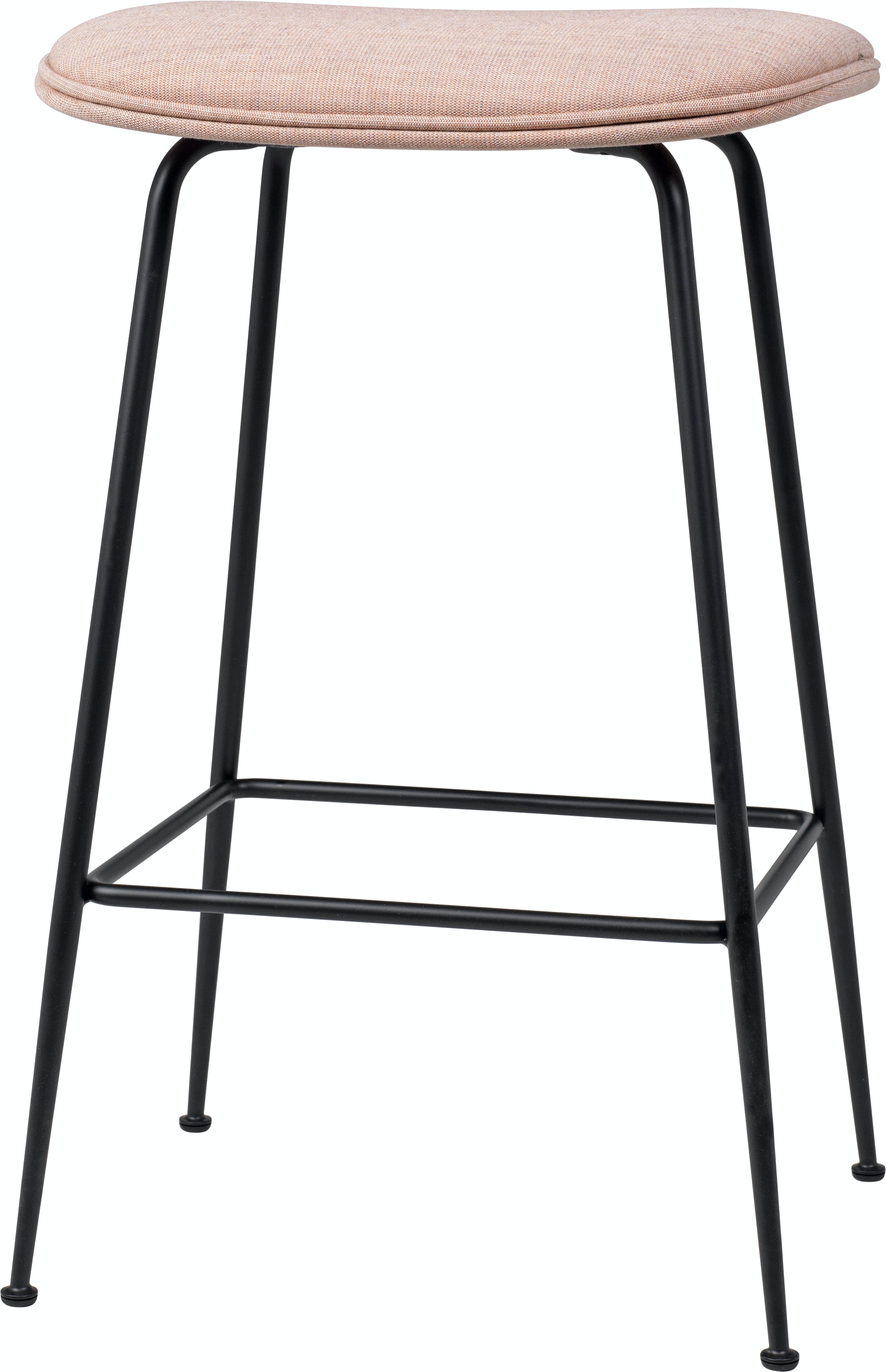 Beetle Counter Stool Conic Black Remix 614
