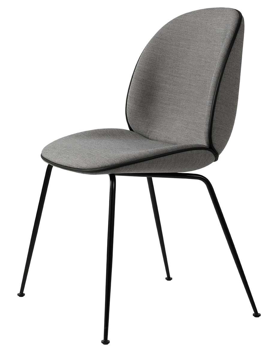 Beetle Chair Grey Front 72Dpi Rgb Product