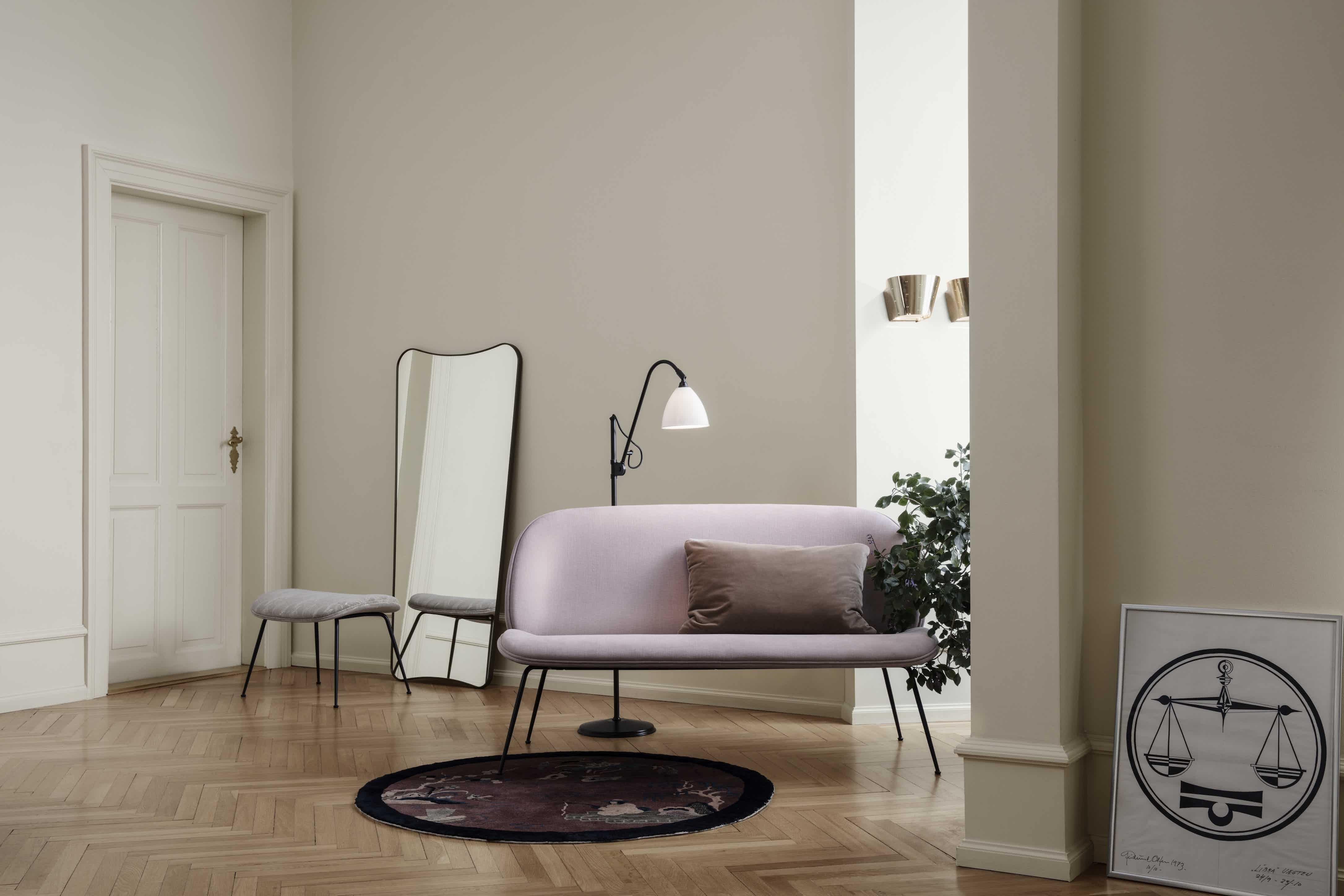 Gubi Beetle Sofa Insitu Haute Living