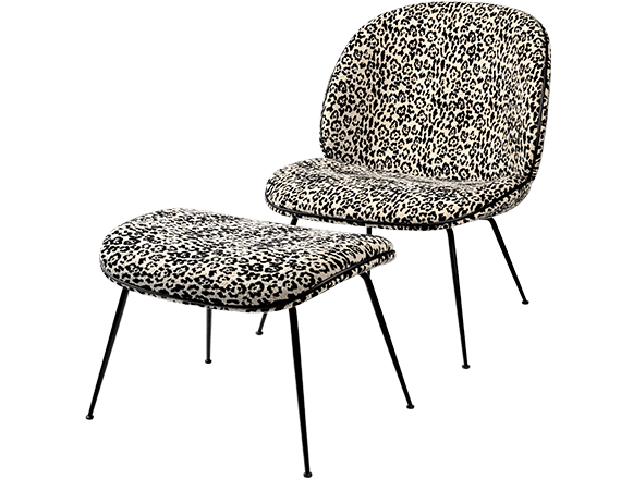 Beetlelounge Footstool Pierrefreyjungle Image