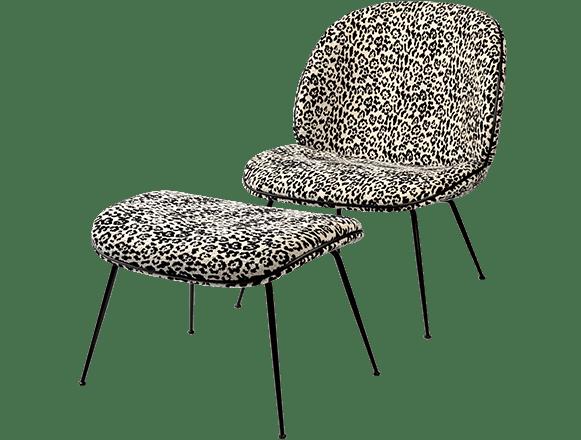 Beetlelounge Footstool Pierrefreyjungle Image