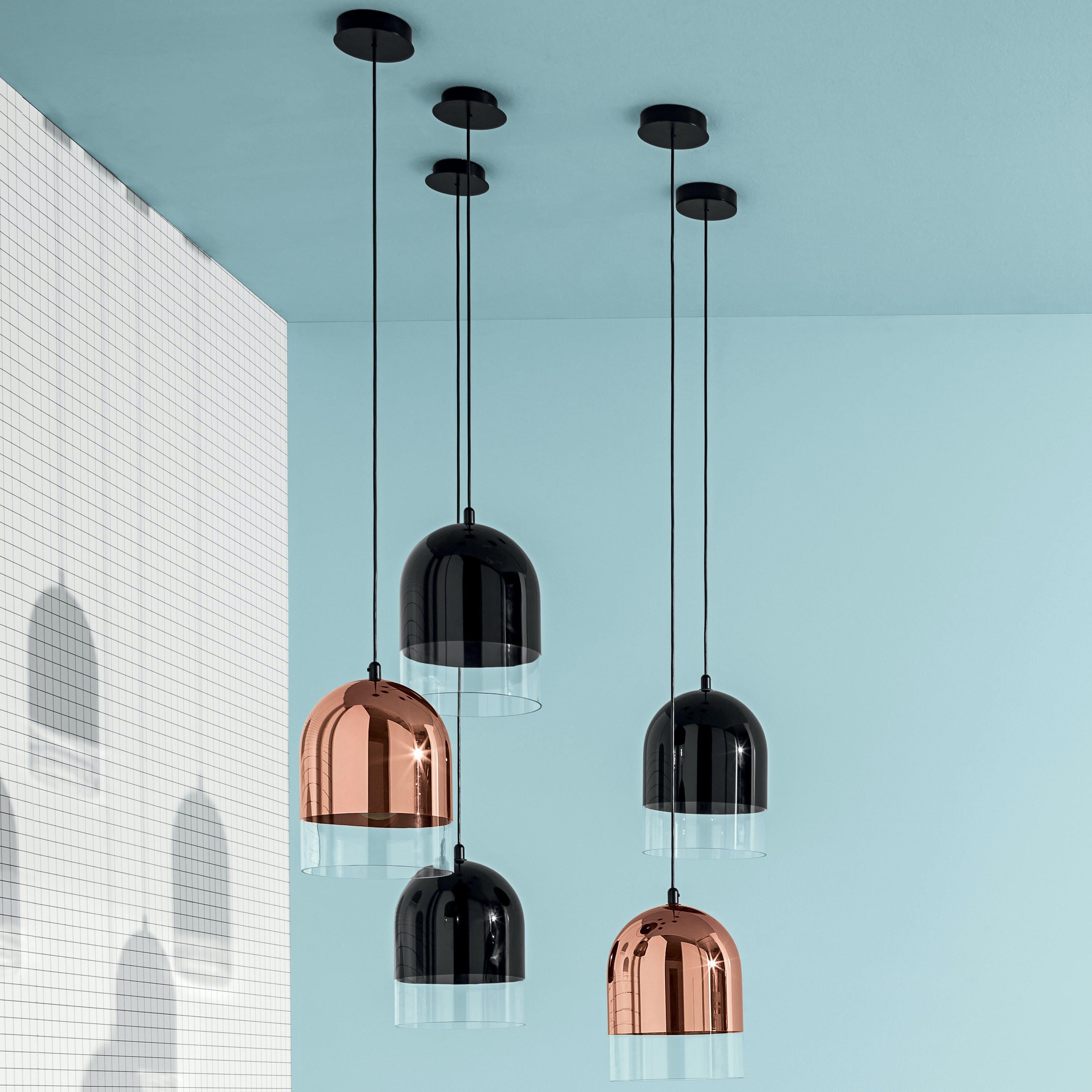 Discipline Bell Lamp Insitu Haute Living