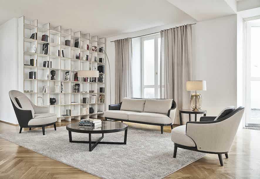 Jab Anstoetz Bellini Armchair Insitu Haute Living