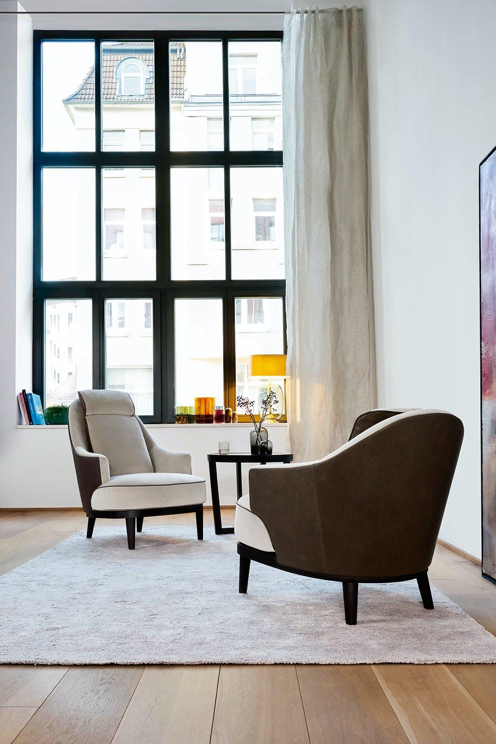 Jab Anstoetz Bellini Armchair Insitu Portrait Haute Living