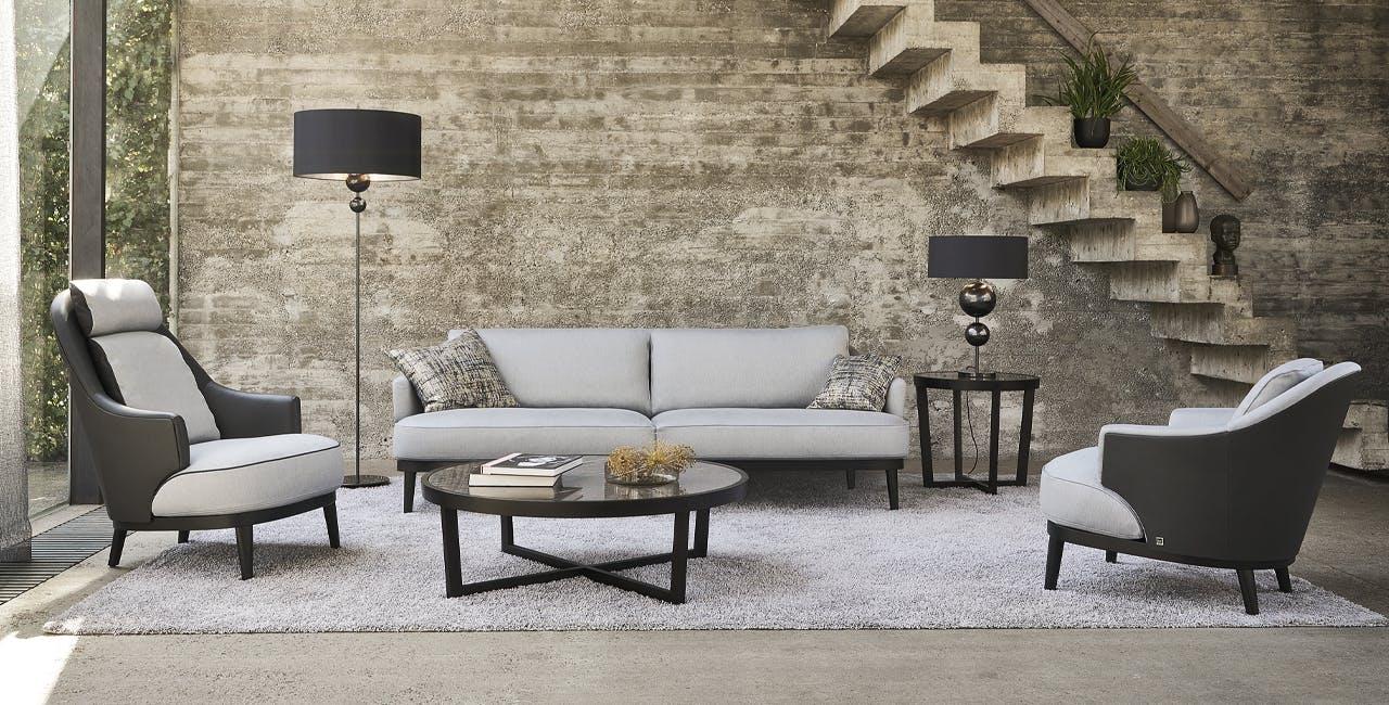 Jab Anstoetz Insitu Bellini Armchair Sofa Haute Living