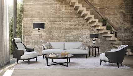 Jab Anstoetz Bellini Sofa Insitu Haute Living