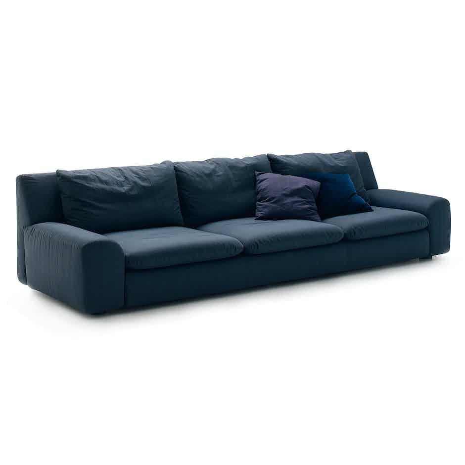 Arflex navy ben ben sofa haute living