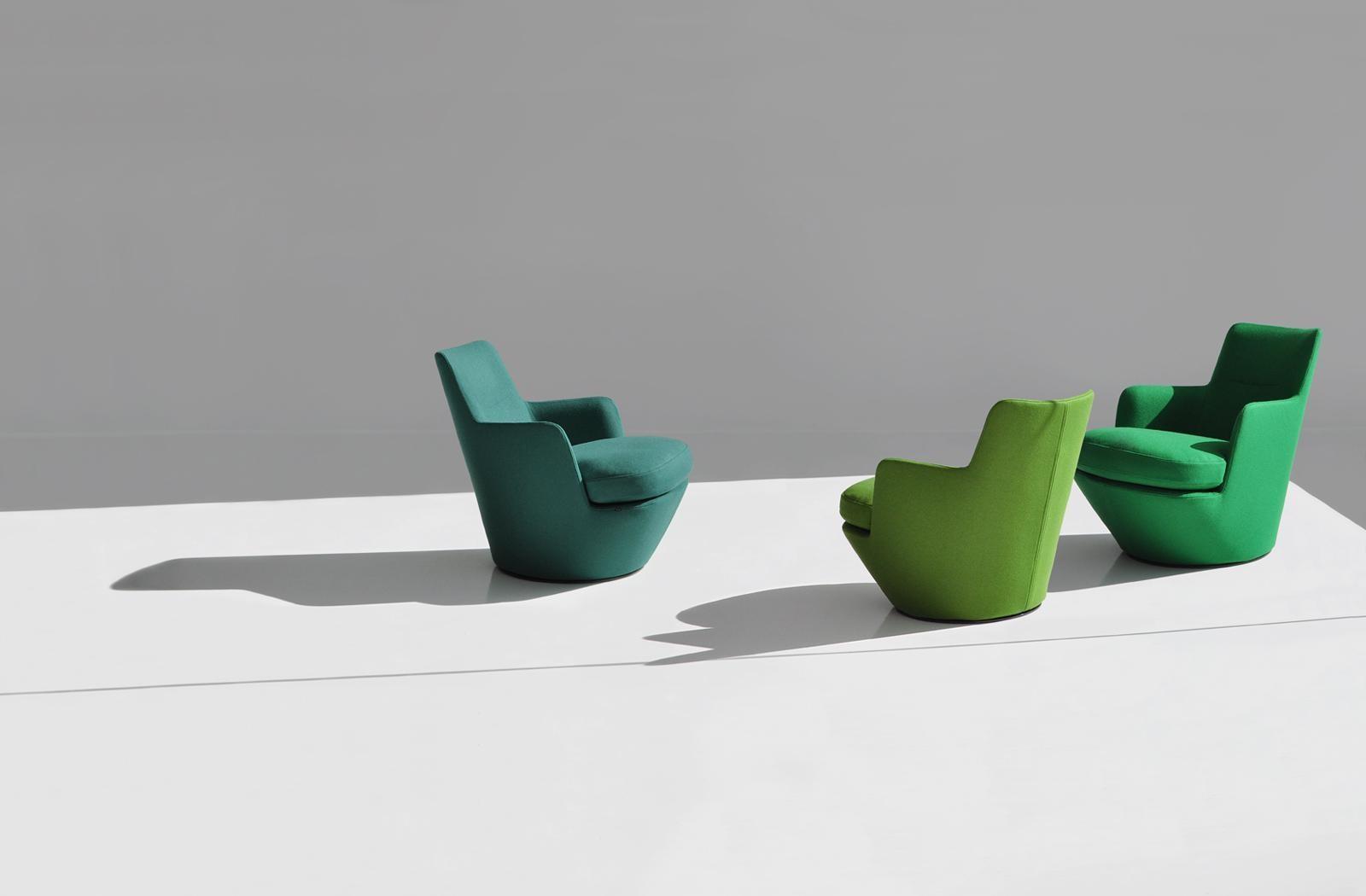 Lo Turn Shadow 3 Chairs