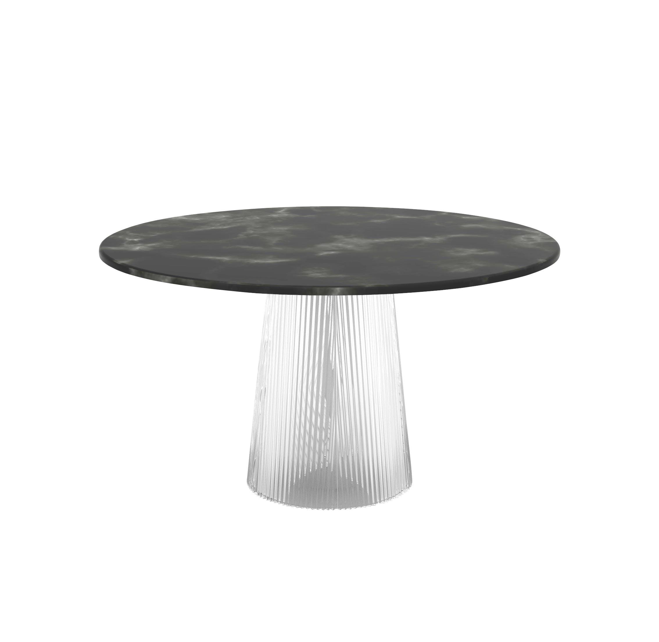Pulpo-bent-dining-table-black-top-haute-living