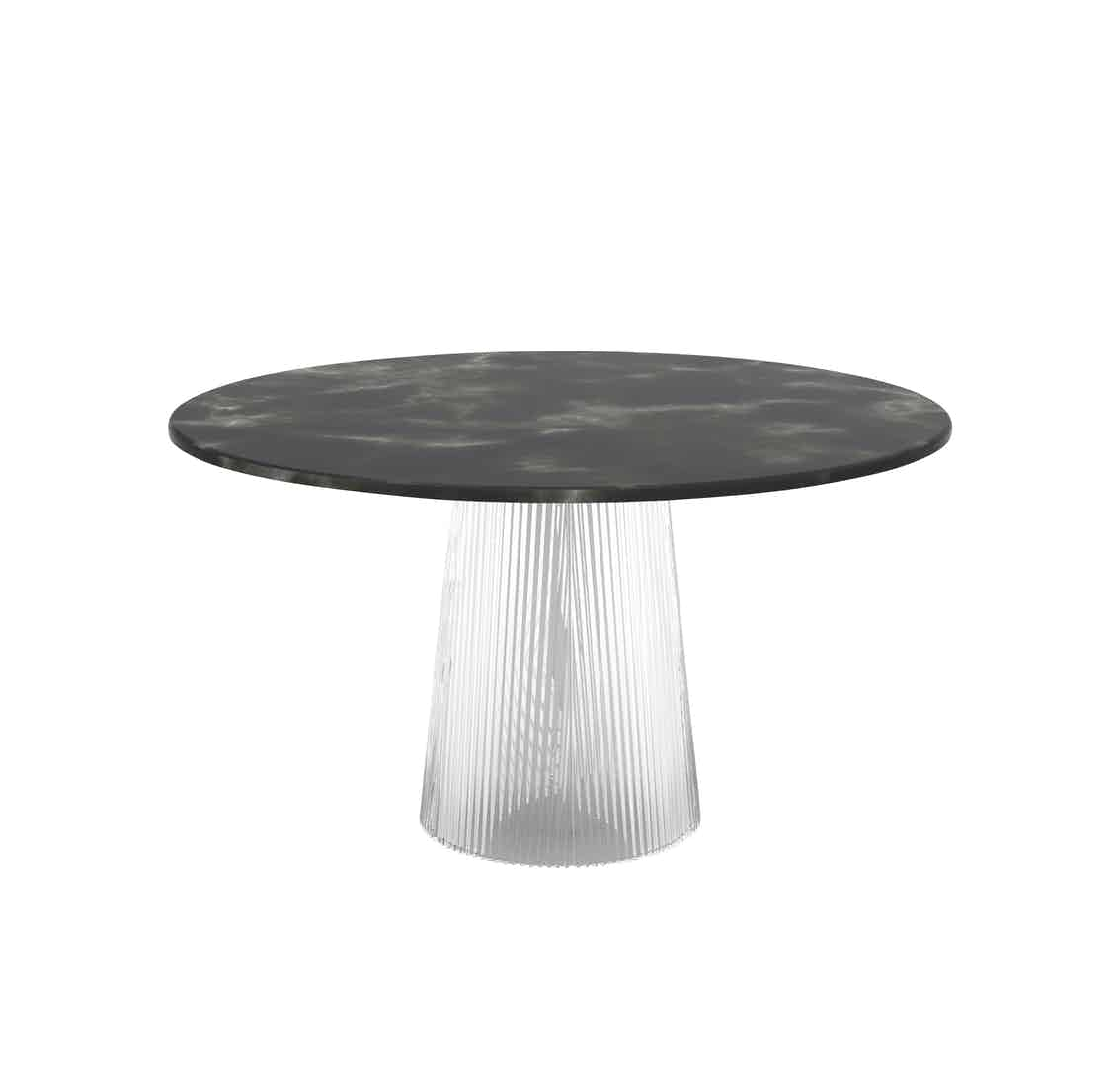 Pulpo-bent-dining-table-black-top-haute-living