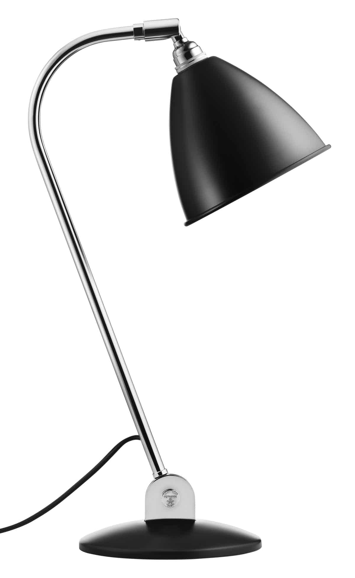 Gubi Bl2 Table Lamp Black Chrome Thumb Haute Living